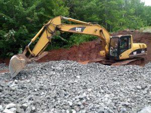 Kell's - 320 spreading rock