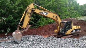 Kell's - 320 CAT Excavator