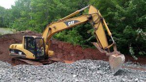 Kells - 320 CAT Excavator
