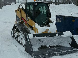 Kells - snowremoval